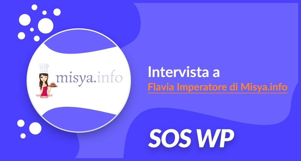 Intervista a Flavia di Misya.info