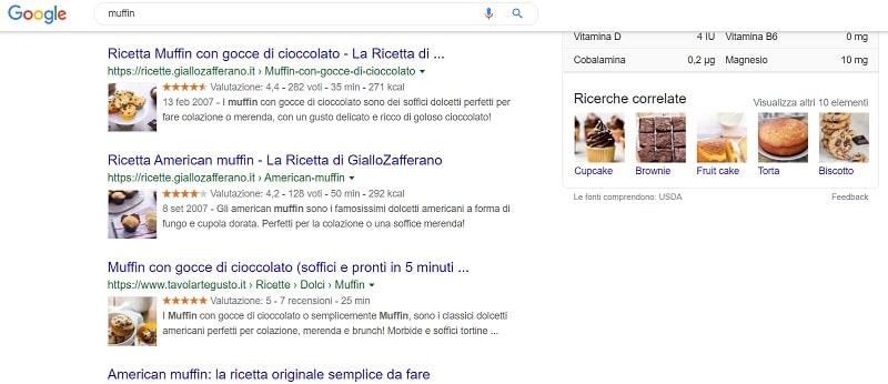 Posizionamento su Google con keyword generica