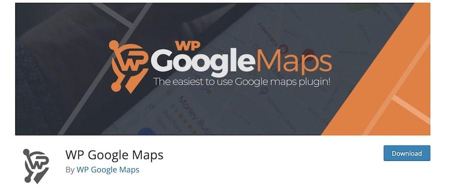 ntegrare mappe Google su WordPress - WP Google Maps