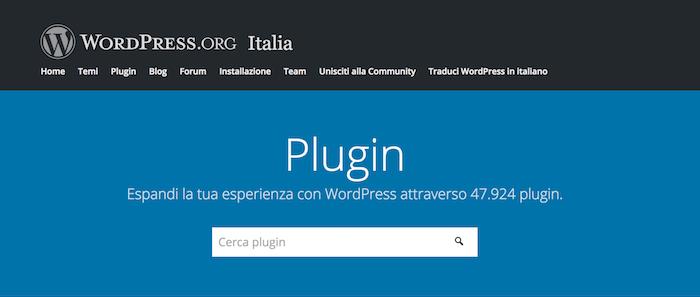 nuova-plugin-directory-wordpress