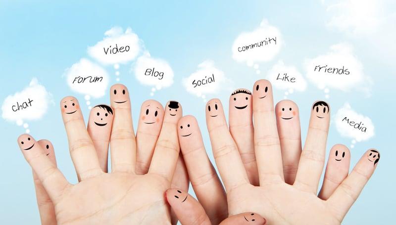 ottenere condivisioni sui social