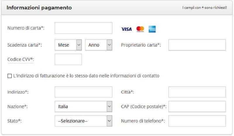 pagamento SiteGround