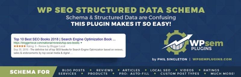 Plugin structured data