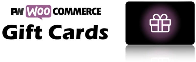 Migliori estensioni WooCommerce - PW Gift Cards