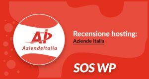 Recensione hosting Aziende Italia