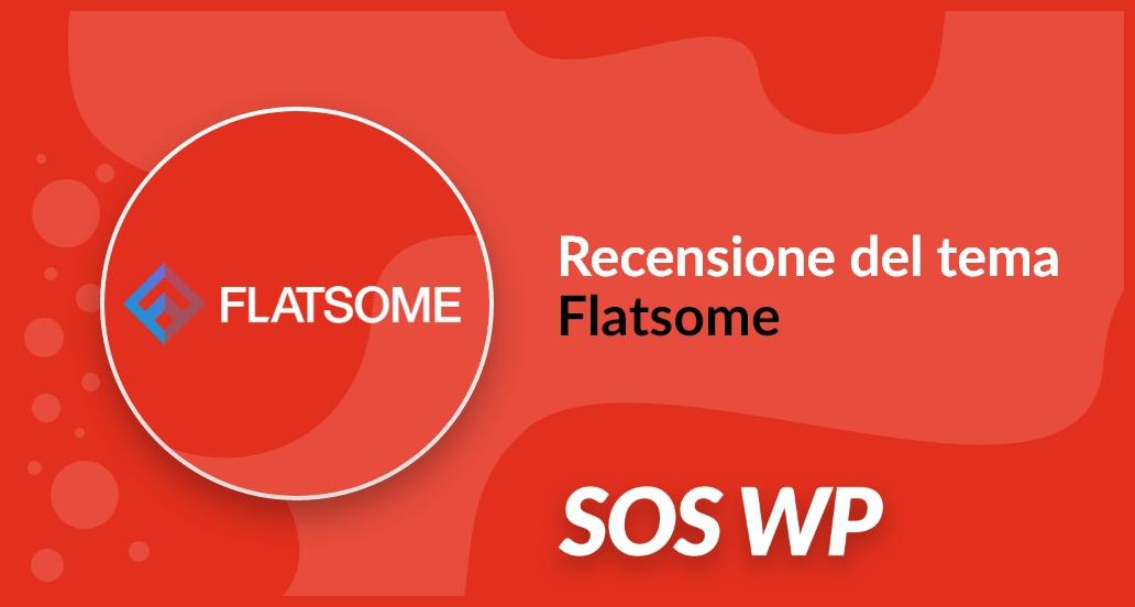 Recensione tema WordPress Flatsome