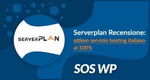 ServerPlan hosting per WordPress