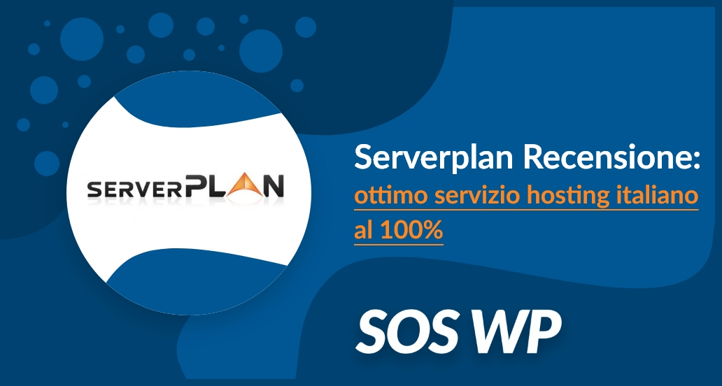 ServerPlan hosting per WordPress