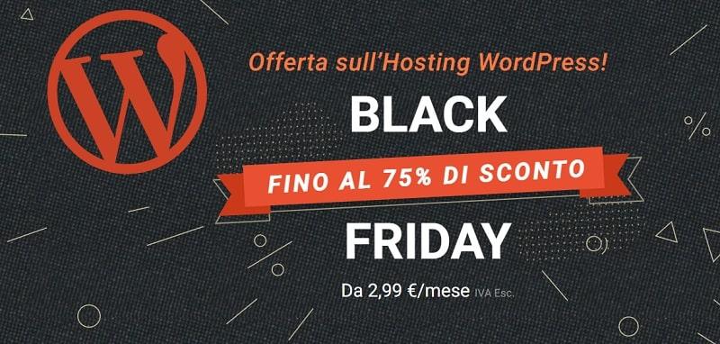 SiteGround Black Friday 2020