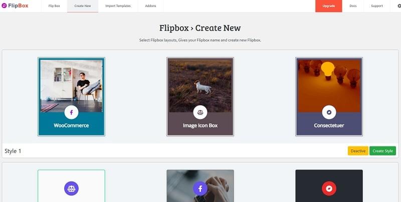 template flipbox