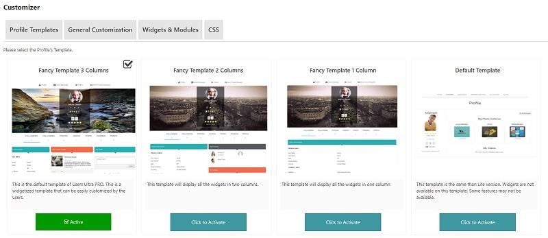 Personalizza il tuo social network su WordPress