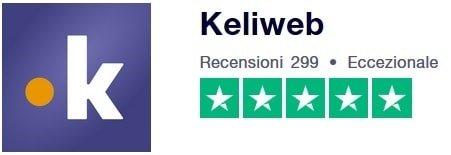 Trustpilot Keliweb 9,8