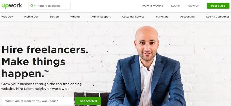 Esperto WordPress su Upwork