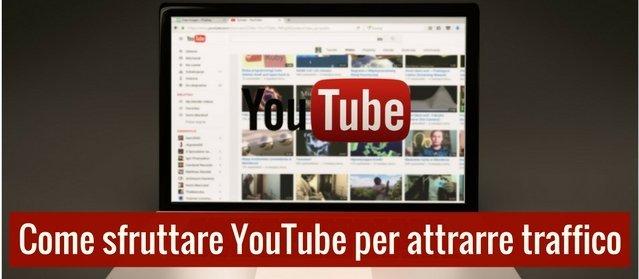 Come usare YouTube per attrarre traffico